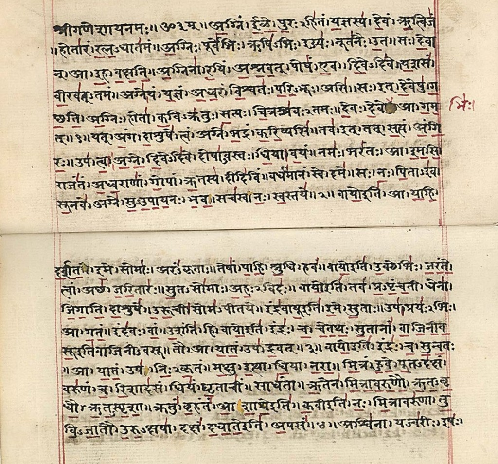 INTRODUCING THE VEDAS