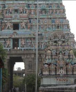 Fig 10- Nataraja Temple – Chidambaram