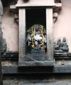Fig 2 – Daksināmūrti in Chidambaram