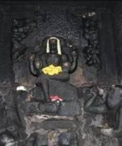 Fig 3 – Daksināmūrti in Tanjore, Tamil Nadu