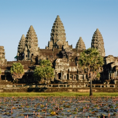 TEMPLES OF SOUTH EAST ASIA